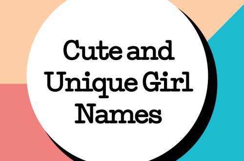 English Names For Baby Girls