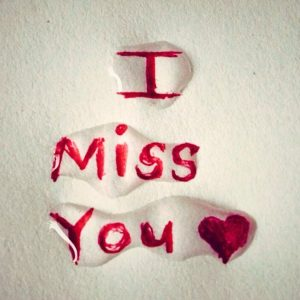 I Miss You Messages For Her