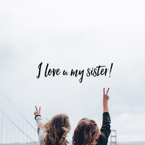 Lovely Sister Quotes
