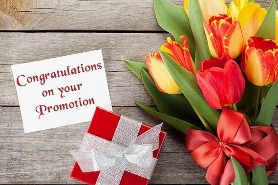 Congratulatory Wishes & Messages On Promotion