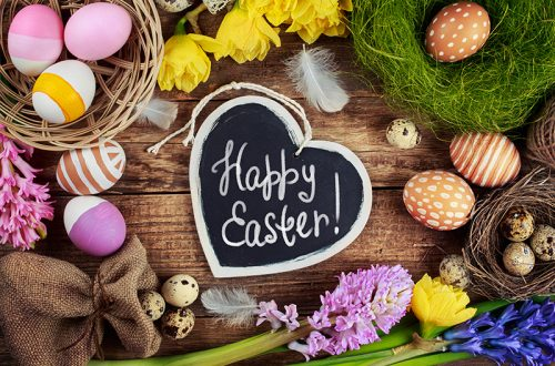 Happy Easter Wishes & Messages
