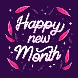 Happy New Month Messages To Customers