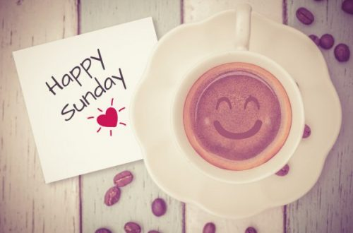 Happy Sunday Messages For Family & Friends