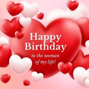 Birthday Wishes To My Wife