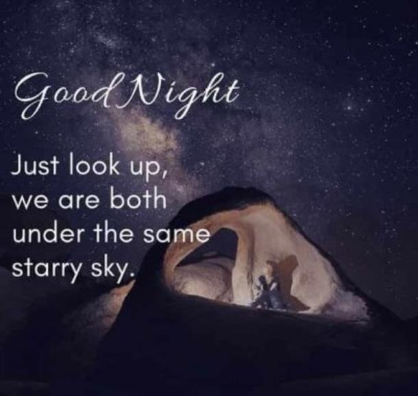 Good Night Captions For Instagram