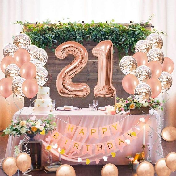 Happy 21st Birthday Messages