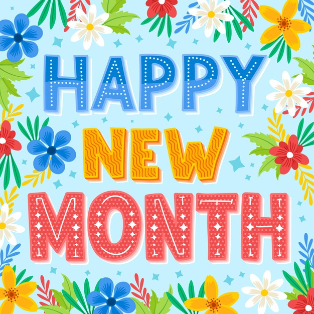 Inspirational Happy New Month Messages To Boss