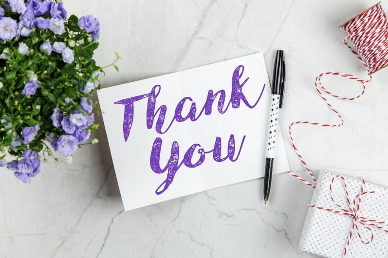 Thank You Messages For Attending Funeral