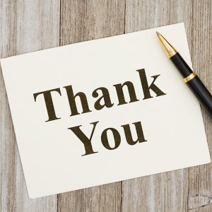 Thank You Messages For Attending Meeting