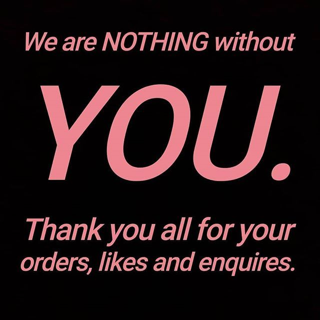 Thank You Messages For Your Patronage