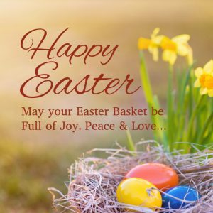 Happy Easter Messages For Lovers